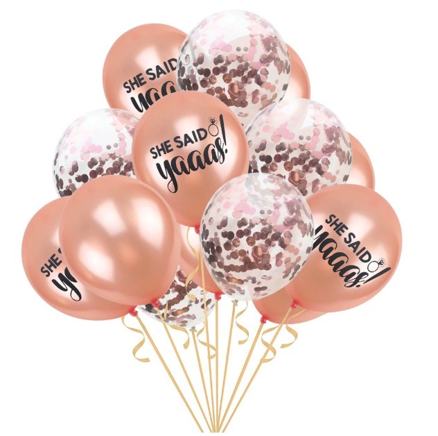 accessoires evjf ballons evjf