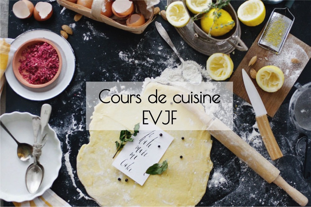 Cours de cuisine EVJF Strasbourg