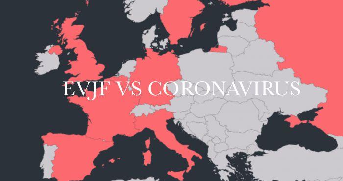 EVJF CORONAVIRUS
