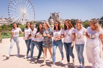 Organiser un EVJF a Paris