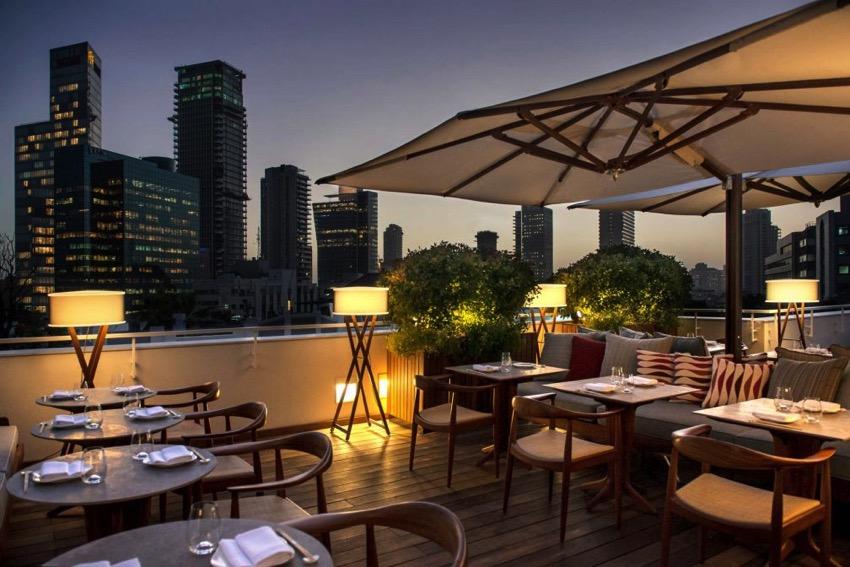 Où manger pendant un EVJF à Tel Aviv?