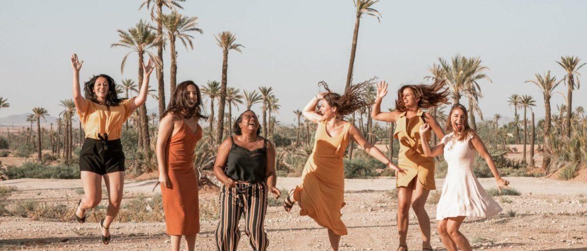 Photographe EVJF Marrakech - Shooting photo EVJF