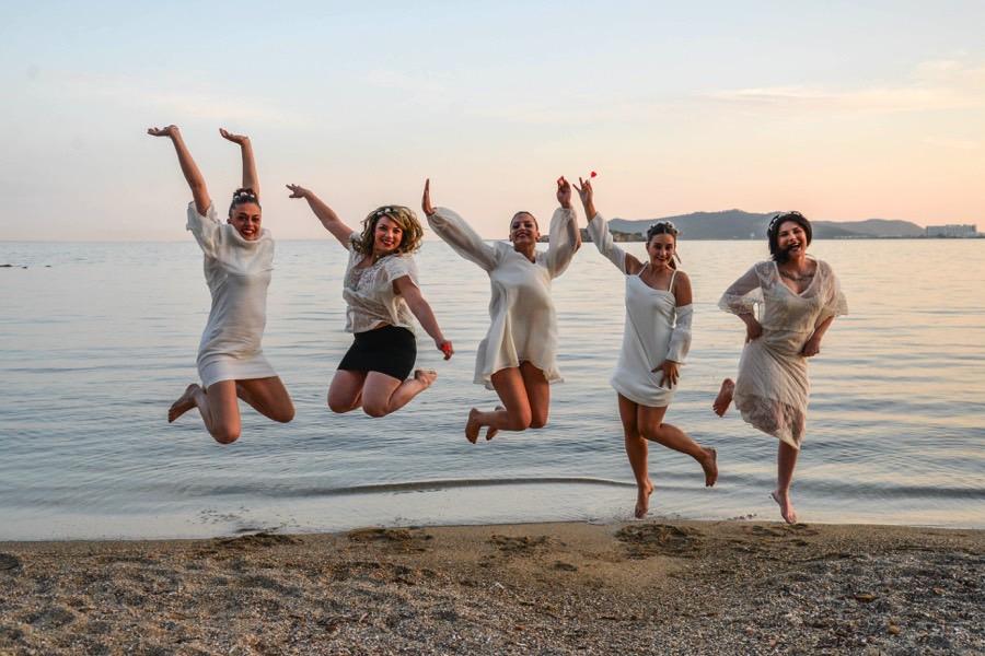 meilleures activités evjf à Ibiza