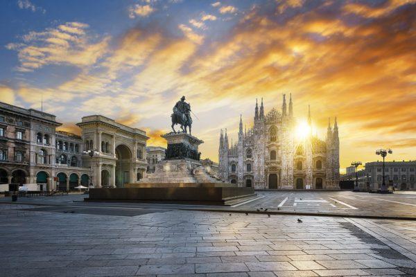 shooting photo EVJF Milan