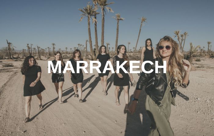 photographe evjf marrakech