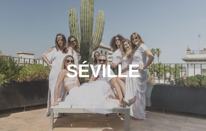 photographe evjf seville