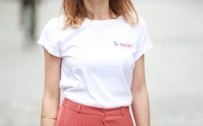 Tee-shirts EVJF : Les plus beaux tee-shirts EVJF  ❤️